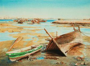 """Abandoned - Muharraq"" by Carie Sauzé"